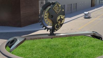 Makina Metal Kavşağı