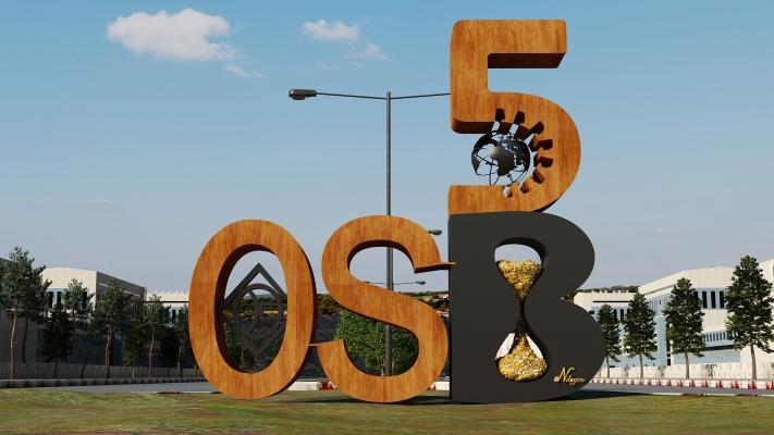 OSB 5. Bölge Amblemi